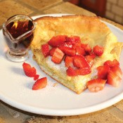 This Will Make You Look Like A Top Chief – Dutch Baby for Mother's Day